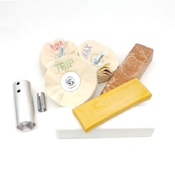 Beall 4 inch Buffing System - complete kit